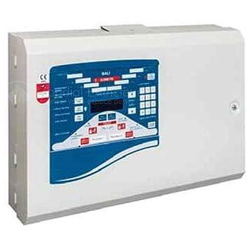 Alarma de incendio tipo 2A - CMSI tipo B - 8 ZONAS: Amazon ...