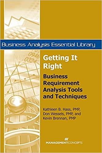 AmazonCom Getting It Right Business Requirement Analysis Tools