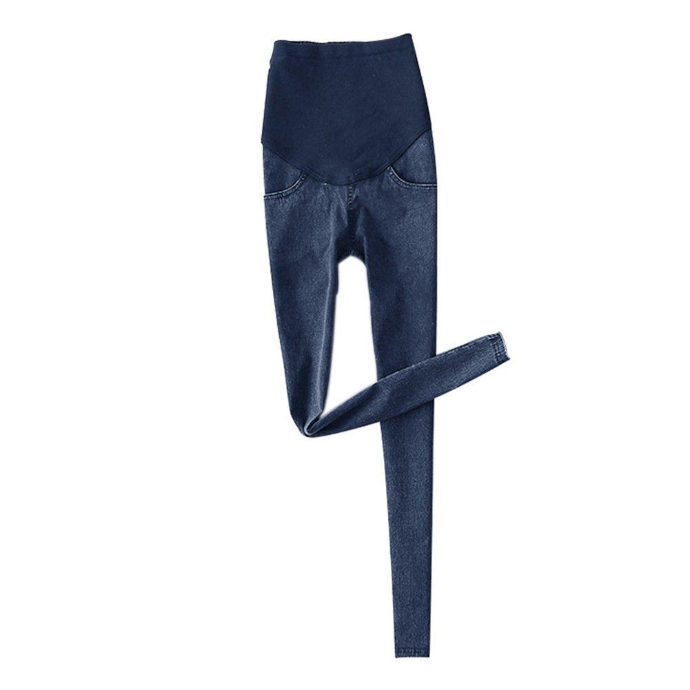 Xinvision New Women Maternity Jeans Skinny Denim Pregnance Trousers Jeggings Ltd.