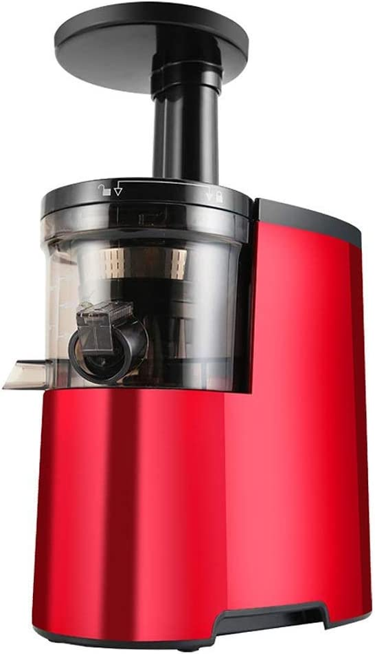 Fully Automatic Fruit and Vegetable Cold-pressed Juicer Slow Juiced Juicer With Juice and Pulp Separation Function Easy-to-clean and Stainless Steel Filter with Reverse Function