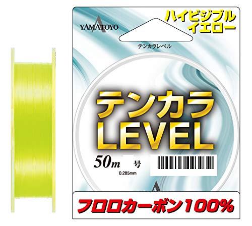 YAMATOYO Tenkara level yellow 50m 4