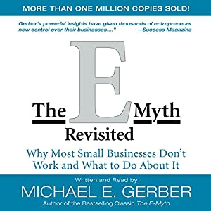 The EMyth Revisited Audiobook Michael E Gerber Audiblecomau - E myth business plan template
