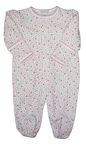 Kissy Kissy Baby-Girls Infant Beachcomber Footie-Multicolored-3-6 Months - Kissy Kissy Bubble