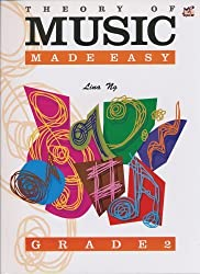 Theory Of Music Made Easy Grade 2 by Lina Ng (2003) Paperback