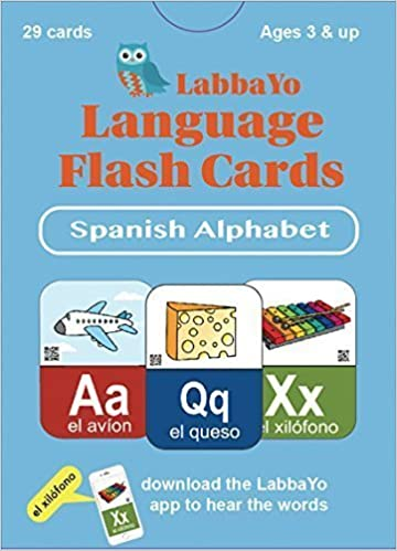 Labbayo Spanish Language Flash Cards Alphabet Card Pack Iphone Ipad Compatible To Hear Words And Test Pronunciation Gail Harriott Tracy Larue Hohn 9781944544003 Amazon Com Books How to say daughter in spanish. labbayo spanish language flash cards