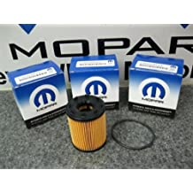 FIAT 500 1.4L OIL FILTER LUBRICATION MOPAR OEM QUALITY & PERFORMANCE by Mopar