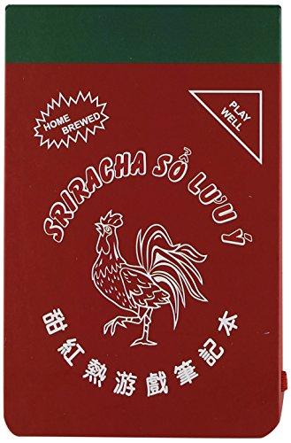 Ultra Pro Sriracha 60-Page Life Pad Notebook Score Counter ()