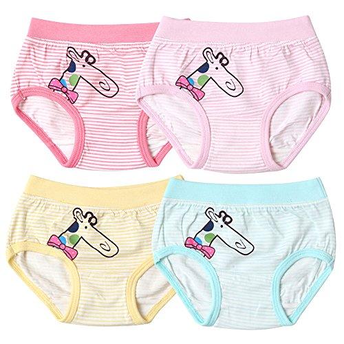 Inking Striped Underwear Toddler Hipster