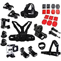 The Bow Hunter Kit Edition Premium GoPro Accessories for GoPro Hero 4/3/2/1