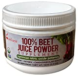 Red Ace 100% Organic Beet Powder, 5.3 Ounce