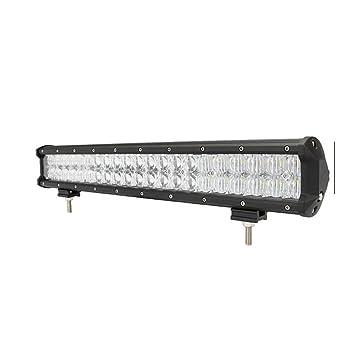 hysung LED Light Bar CREE Chips 50,8 cm 5D 210 W mit Kabelbaum ...