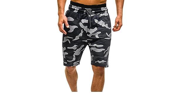 Pantalones Hombre, LMMVPPantalones cortos de los hombres de los ...