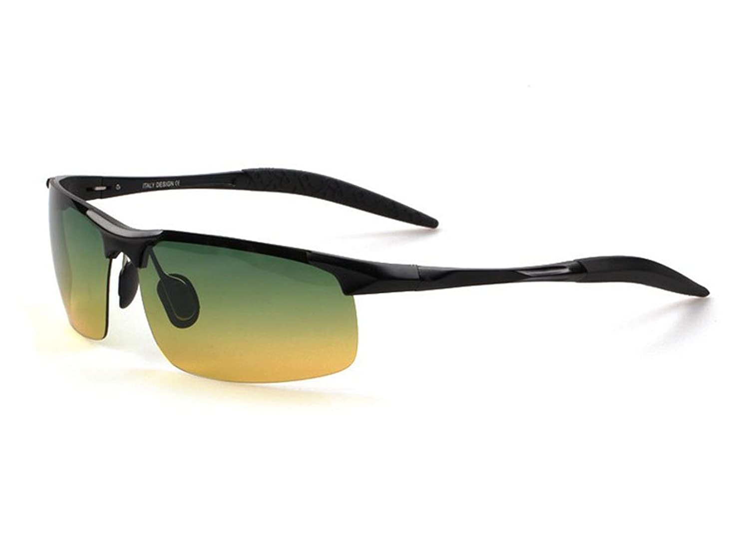 TELAM Telam Polarized Sunglasses Day and Night, Night Vision Glasses