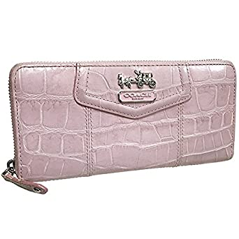 low priced 865d8 0524d Amazon.co.jp: COACH(コーチ) ラウンドファスナー長財布 ...