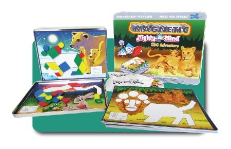 Magnetic Mighty Mind Zoo Adventure ()