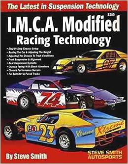 I M C A  MODIFIED RACE CAR FULLY ILLUSTRATED SET UPS