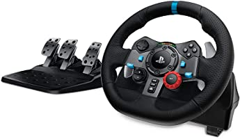 Logitech G29 Driving Force Race Wheel (941-000110) - PlayStation 3