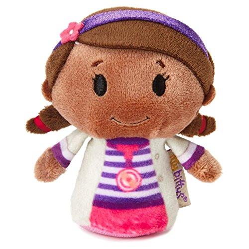 Hallmark itty bittys Disney Doc McStuffins Stuffed Animal (Bitty Itty Bear)
