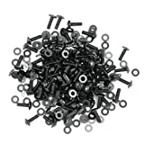 Reliable Hardware Company RH-RMSET-100-A 100 Sets of Rack Rail Screws and Washers