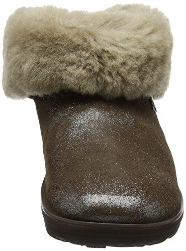 bronze Støvler Shimmer Til Mukluk Brune 2 Shorty Fitflop Støvler Kvinder wYqP7z