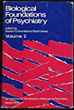 Biological Foundations of Psychiatry, Robert Grenell, Gabay Sabit, 0890041261
