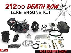 Amazon.com : 212cc Death Row Bike Engine Kit - 4 - Stroke