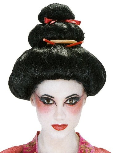 Geisha Wig (Paper Magic Group Costumes)