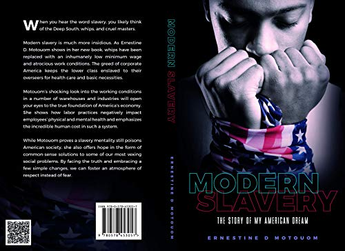 Modern Slavery: The story of my American dream - Kindle