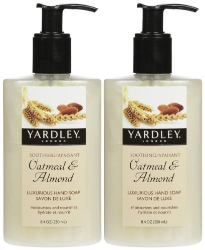 Almond Liquid Hand Soap - 3