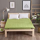 KELE Bed Mattress,4d Breathable Mattress,Thickening Folding Tatami Student Mattress Surround Breathable Futon Mattress - 9 cm-A 180x200cm(71x79inch)