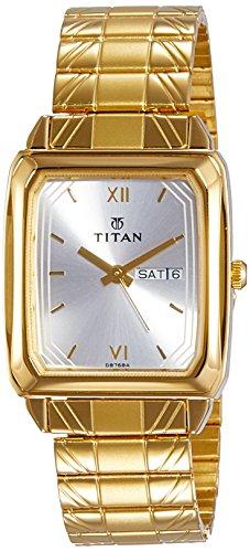 Titan Karishma Analog Multi-Color Dial Men's Watch -NL1581YM04