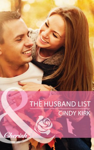 The Husband List (Mills & Boon Cherish) (Rx For Love Book 11