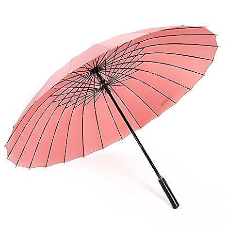 5ea0122429c0 Amazon.com : BXM*BS WYMBS Men and Women Umbrella Long Handle ...