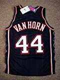 Van Horn, Keith autographed NJ Nets Authentic Jersey