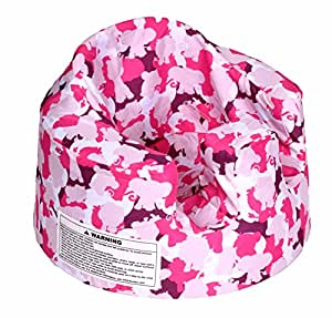 Amazon Com Bumbo Baby Support Floor Seat Cover Pink