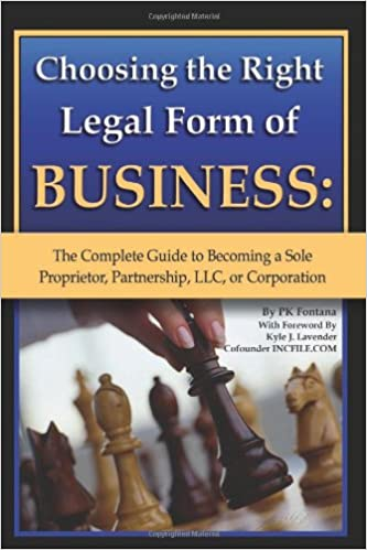 Choosing The Right Legal Form Of Business The Complete Guide To - Corporation legal form