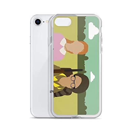Amazon.com: iPhone 7/8 Pure Clear Case Cases Cover Moonrise ...