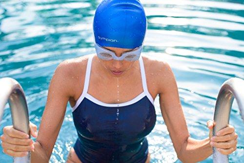 0a1de67c7c7 Long Hair Swim Cap - Swimming Caps for Women Men Girls Boys- Youth Adult