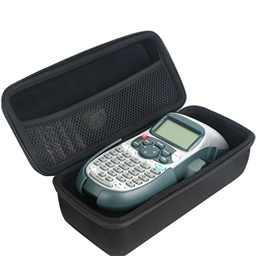 Khanka Hard Travel Case Replacement for DYMO LetraTag LT-100H Handheld Label Maker (Small)
