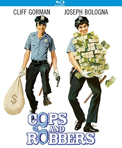 Cops & Robbers [Blu-ray]