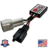 Vizi-Tec Exhaust Servo F1 Light Eliminator for