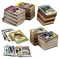 600 tarjetas de béisbol que incluyen a Babe Ruth, paquetes sin abrir, muchas estrellas y miembros del Salón de la Fama. Se envía en una nueva caja blanca perfecta para regalar. ¡Incluye al menos un paquete original sin abrir de tarjetas de béisbol Topps