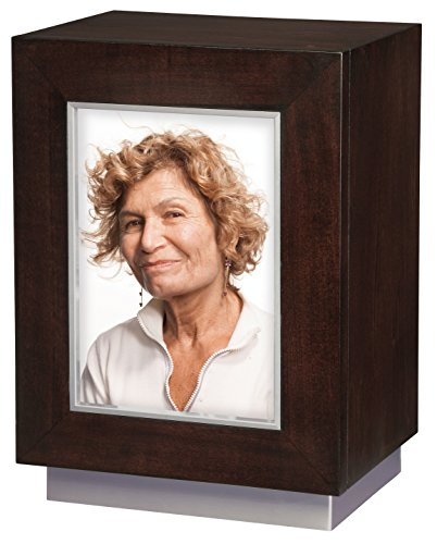 Howard Miller 800-212 Accolade Mantel Urn Chest-at Peace - Chest Memorial