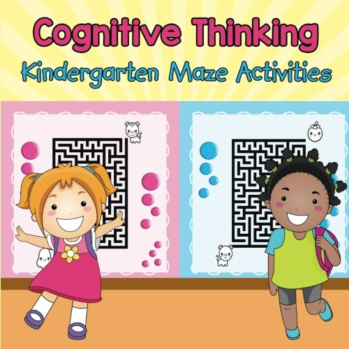 Cognitive Thinking Kindergarten Maze Activities
