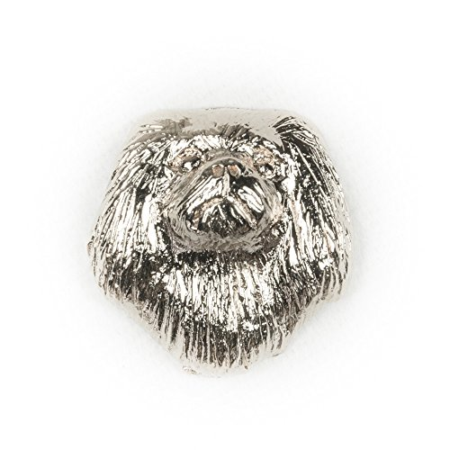 PEKINGESE Made in U.K Artistic Style Dog Clutch Lapel Pin Collection