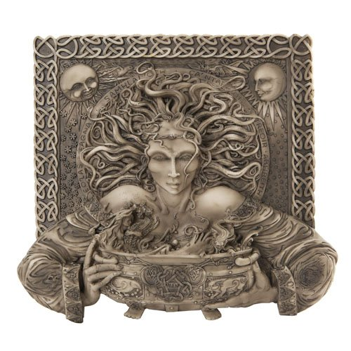 - CERRIDWEN CELTIC GODDESS KNOWLEDGE PLAQUE HOME DECOR