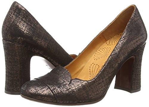Chie Mihara granada - zapatos de tacón cerrados de piel mujer marrón - Braun (folie esta)