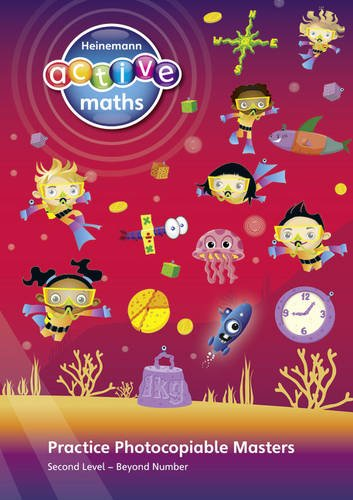 Heinemann Active Maths - Second Level - Beyond Number - Practice Photocopiable Masters ()
