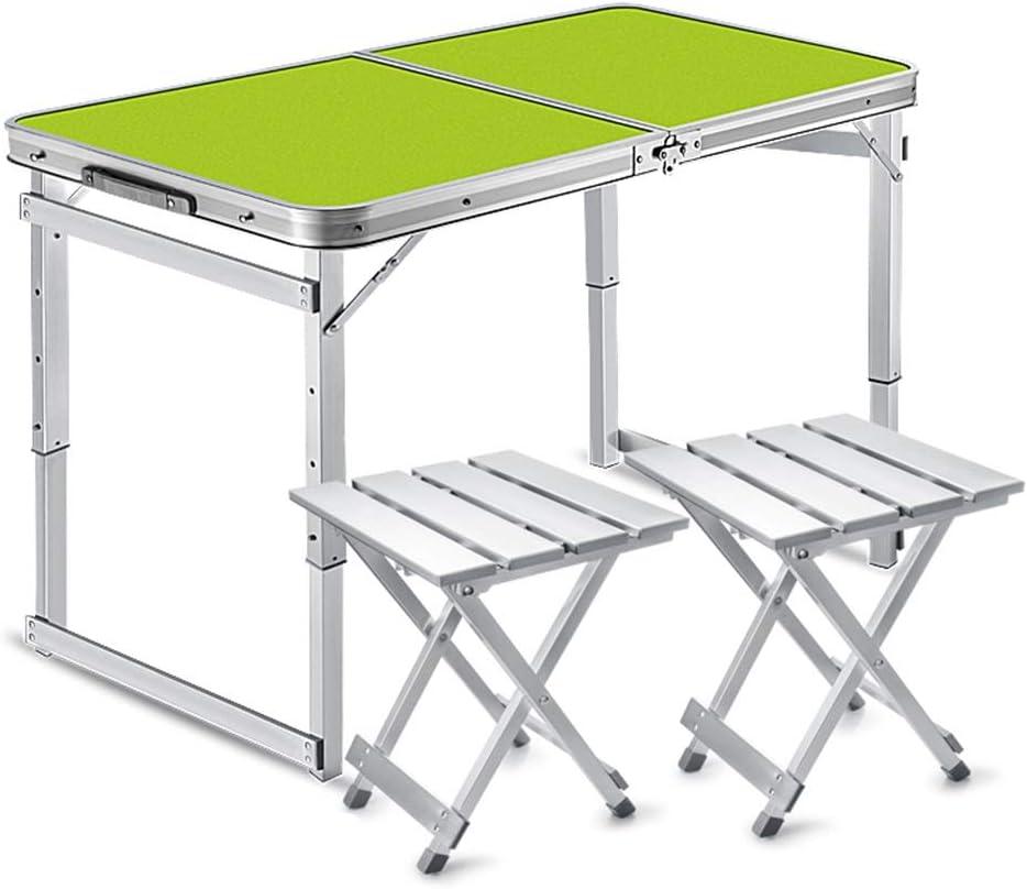 2020 Tafel Opvouwbare Tafel, 120x60cm Aluminium Draagbare Indoor Buiten Opvouwbare Catering Camping Schragentafel voor Diner En Picknickfeest Picknicktafels (Color : Style1) Style2 XQ9rPMJ