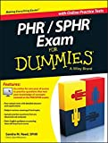img - for PHR / SPHR Exam For Dummies book / textbook / text book